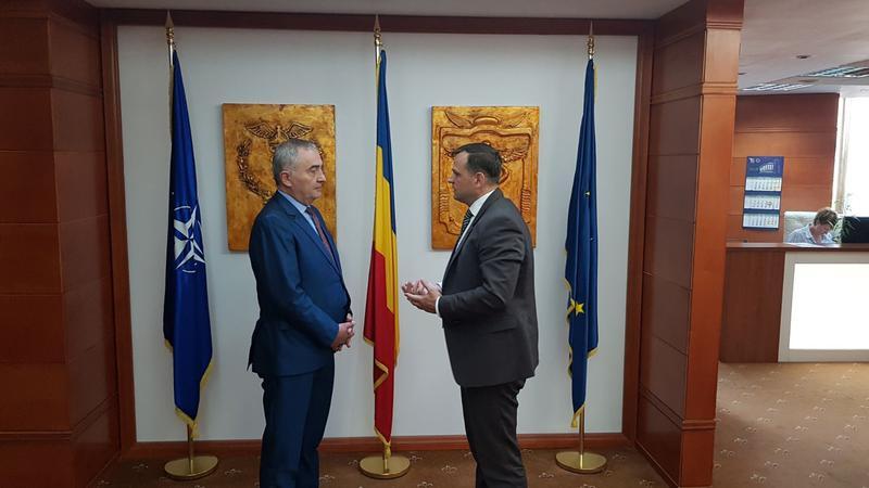 Andrei Năstasde, vizită România5 | Sursa: platformada.md