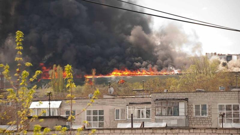 incendiu | Sursa: jurnal.md