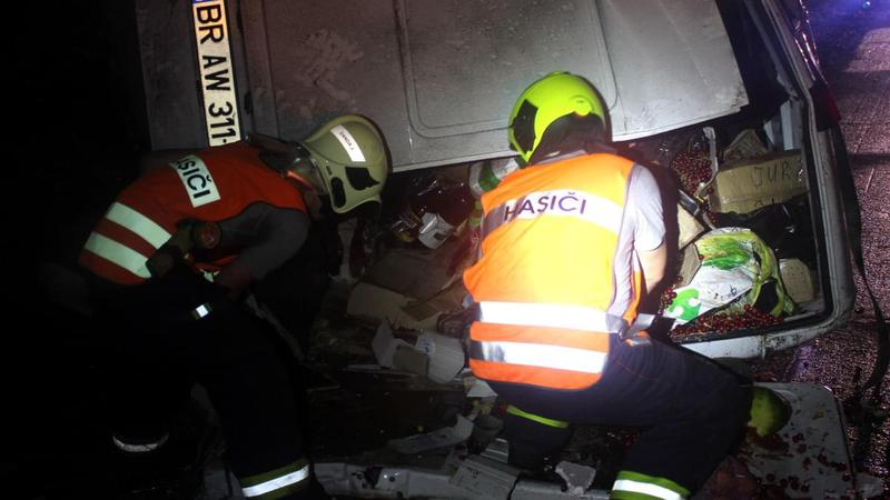 accident Cehia4 | Sursa: krimi-plzen.cz
