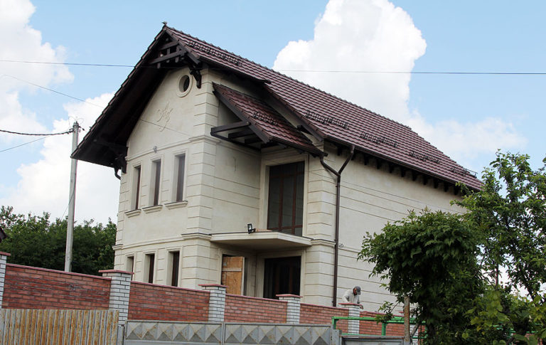 casă 1