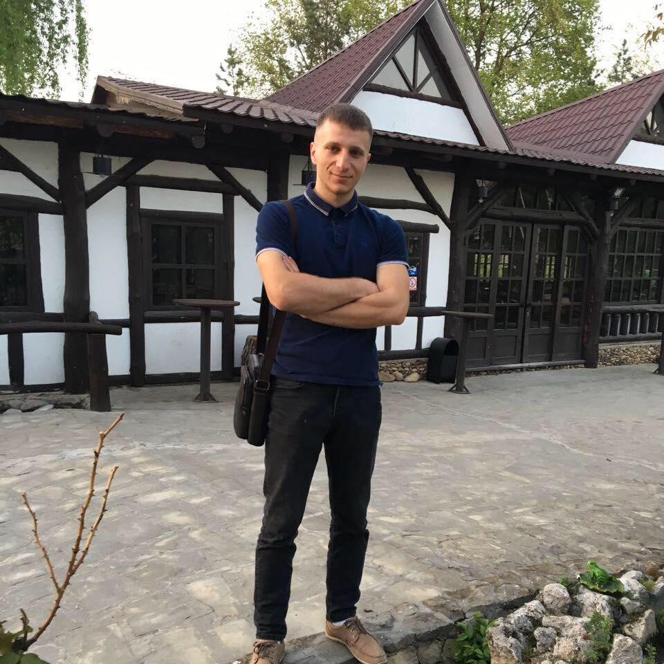 Vasile Burghelea, de la șofer la specialist principal în cadrul Serviciului siguranța rutieră