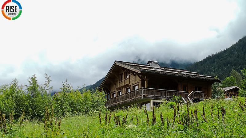 cabana Mont Blanc | Sursa: rise.md