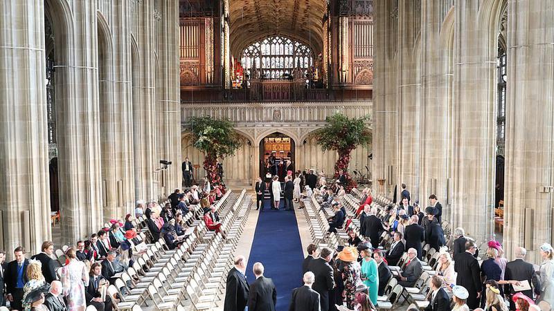 nunta regală1234 | Sursa: dailymail.co.uk