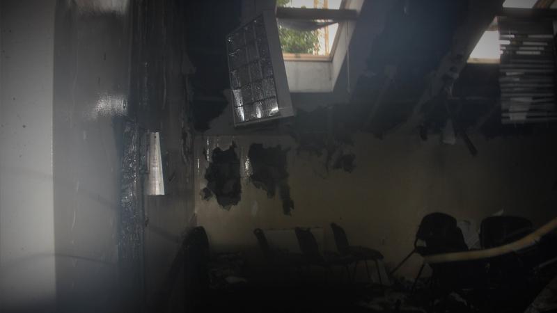 incendiu Hâjdeu | Sursa: dse.md