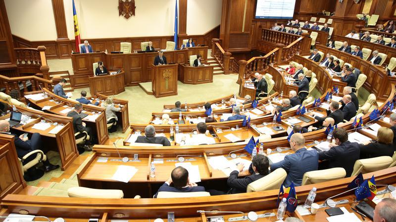 Blocul ACUM cere ședință extraordinară a Parlamentului pentru a discuta despre situația Aeroportului