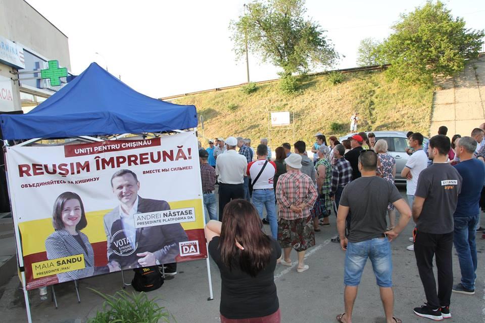 Andrei Năstase, întâlniri2