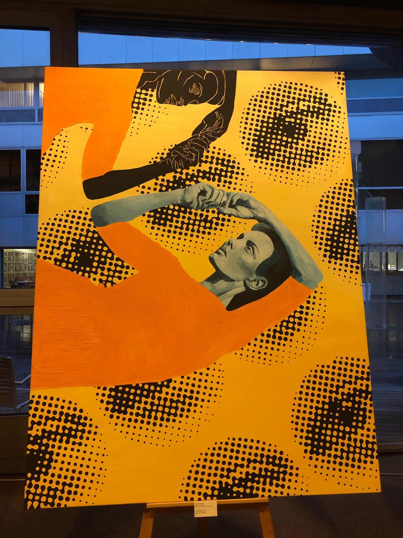 expoziție la Strasbourg