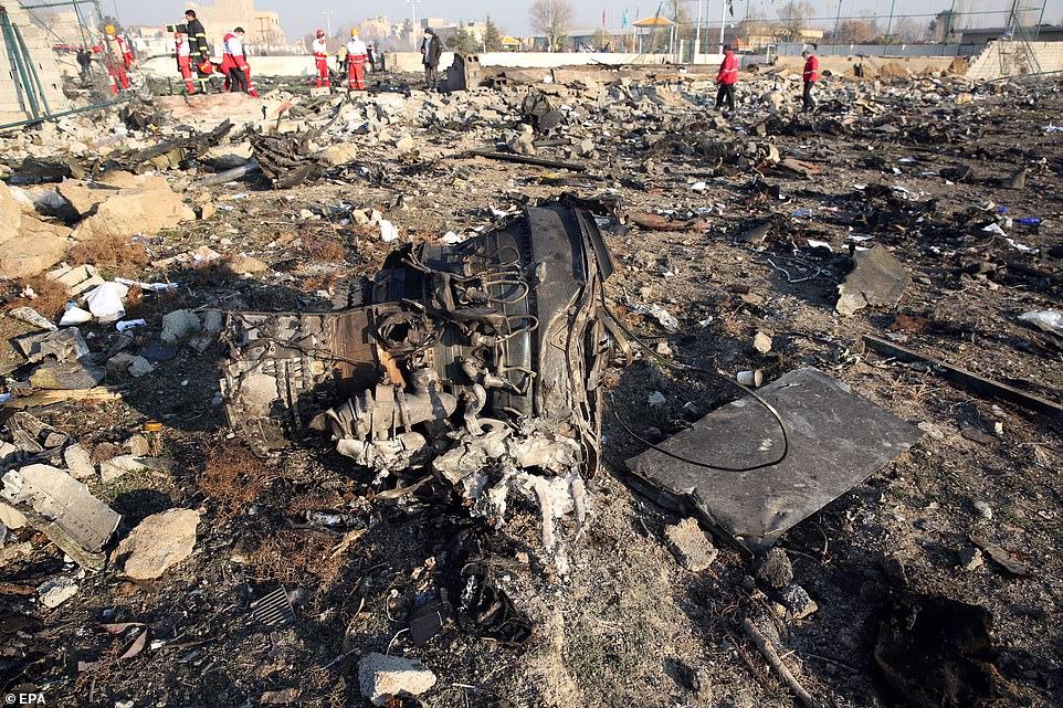 avion prăbușit Ucraina