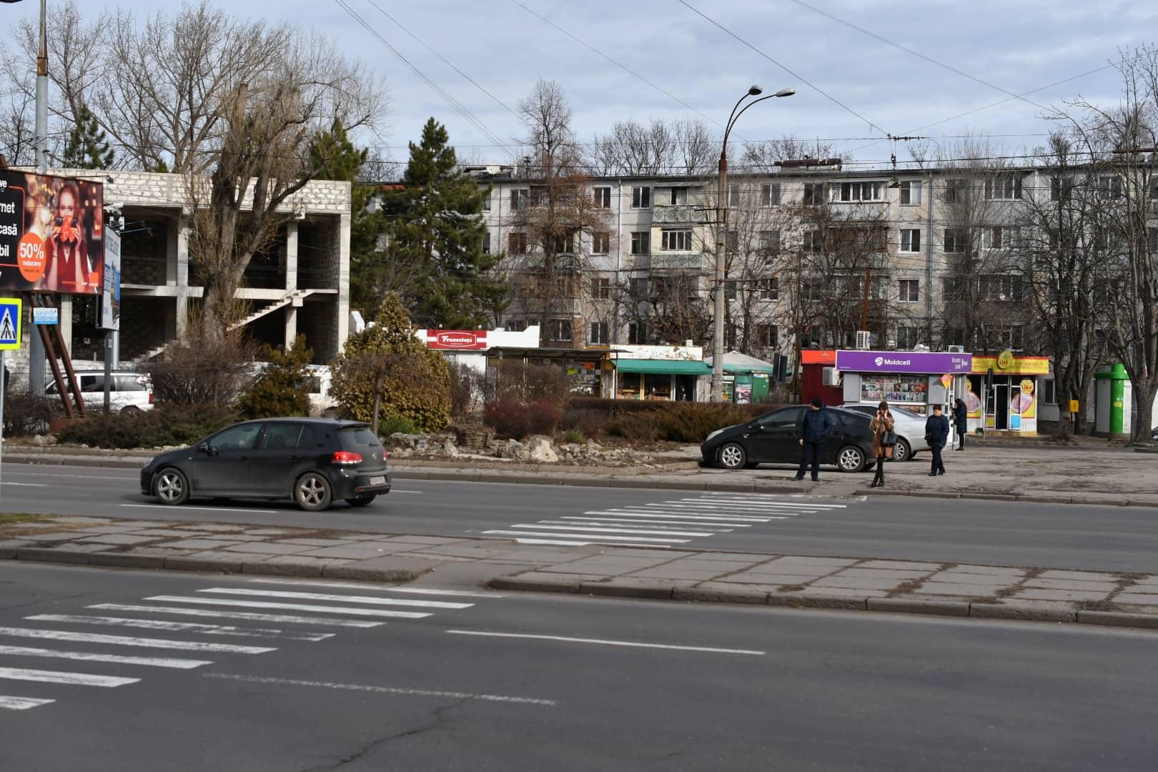 Chișinău buticuri străzi