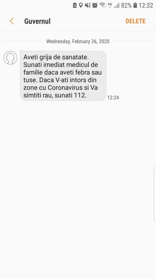 SMS Guvern