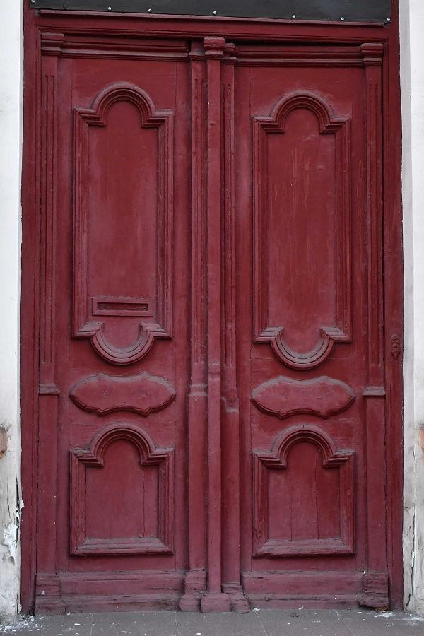 uși de epocă