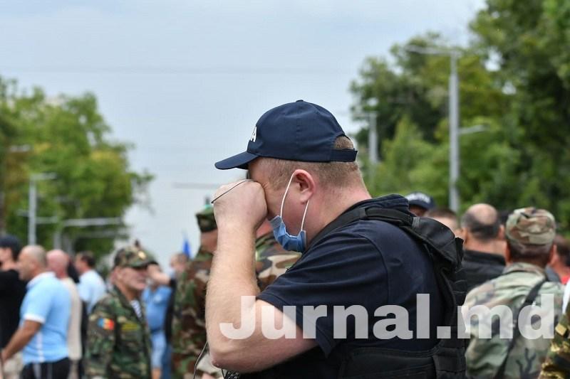 protest veterani