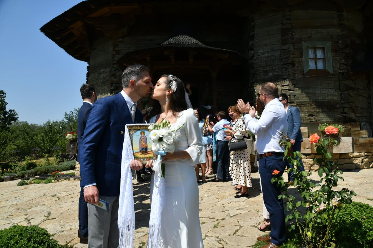 nuntă Mișin
