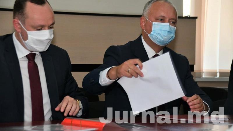 Dodon | Sursa: Jurnal.md / Nadejda Roșcovanu